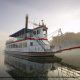 The Lake Queen is a modern day replica of the grand riverboats which used to ply the White River in Branson, Missouri.