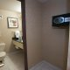 Circus Circus Las Vegas Hotel and Casino bathroom and closet