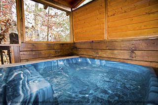 219 pigeon forge 3 day pet friendly 1 bedroom cabin for Eagles ridge log cabin