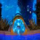 Golden Nugget Hotel and Casino shark slide