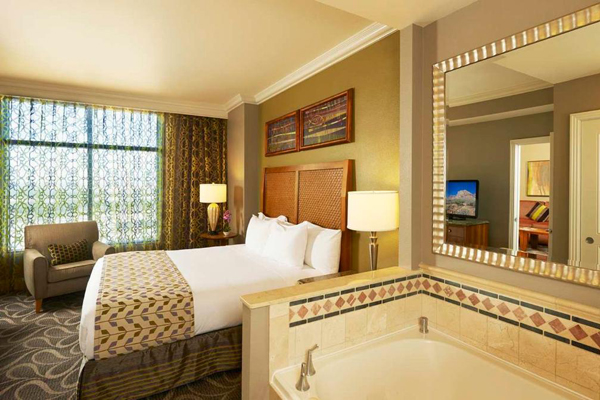 Summer Las Vegas Vacation At Hilton Grand Vacations Suites On The Las Vegas Strip From 269 Deal