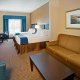 Holiday Inn Express and Suites Mt. Pleasant studio