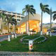 Main Entrance View at ME by Melia Cancun Resort in Cancun, Mexico. Aren\'t you lucky that you chose our hotel for your Family Summer Vacation Getaway?