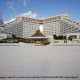 Exterior View at ME by Melia Cancun Resort in Cancun, Mexico. This is your perfect destination for your Thanksgiving Affordable Vacation.