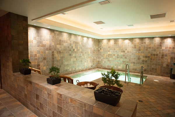 The Zen-inspired Grand Spa at the MGM Grand is tucked away at the back of the property, far away from the chaos of the casino and the bustling restaurant areas. SKYSPA Available exclusively for guests of the SKYLOFTS at MGM Grand, SKYSPA is open 24 hours a day and features separate spa .
