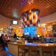 MGM Grand Hotel and Casino brown bar