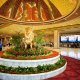 MGM Grand Hotel and Casino lobby lion