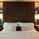 MGM Grand Hotel and Casino queen bed