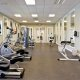 Oakwater Resort gym