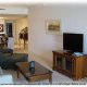 2 Bedroom Condo ( Dining Room View ) at the Ocean View Vacation Villas in Biloxi, Mississippi.