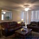 Luxury Classic Living Room View at the Ocean View Vacation Villas in Biloxi, Mississippi.