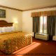 King Size Hotel Room at Pigeon River Inn in Pigeon Forge, TN. Relax after an exciting day while on Labor Day Weekend Getaway.