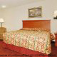 Fully Furnished Hotel Room View At Quality Inn Parkway In Pigeon Forge TN.