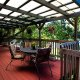 Red Bud Cove Bed and Breakfast Suites deck