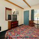 Large, clean and air conditioned rooms at the  Rodeway Inn, Pigeon Forge's pet friendly lodging!