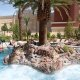 South Point Hotel and Casino hot tub