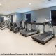 Fitness Center View At Staybridge Suites Stone Oak In San Antonio, TX.