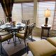 The Suites at Fall Creek sunroom