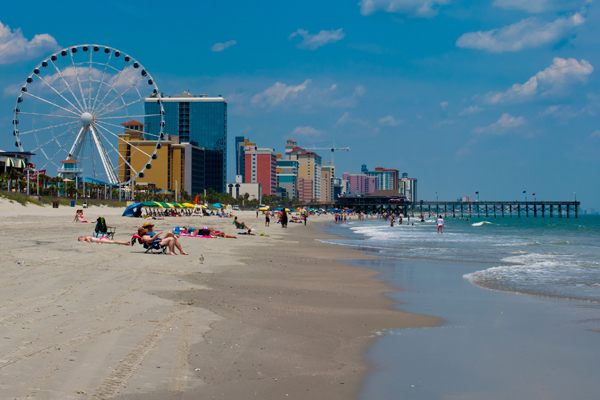 49 Myrtle Beach Sc Weekend 3 Days Grande Shores Hotel