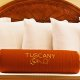 Tuscany Suites and Casino headboard