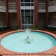 Courtyard photo at the fountain in the Wild Wing Resort in Myrtle Beach South Carolina.