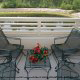 Balcony sitting area at the Wild Wing Resort in Myrtle Beach South Carolina.