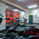 Country Inn and Suites gym