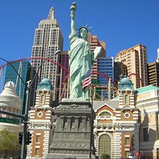 Las Vegas Vacations - New York-New York Hotel and Casino vacation deals