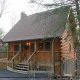 Side view of cabin 247 (Legacy Lodge ) , in Pigeon Forge, Tennessee.