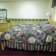 Country fully furnished kitchen in cabin 251 (Eagles Landing ) , in Pigeon Forge, Tennessee.