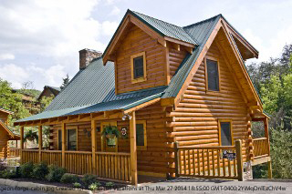 209 pigeon forge 4 day 3 night package 1 bedroom cabin - 1 bedroom cabins in pigeon forge under 100 ...