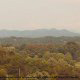 Mountain View from Cabin 858 (Eagles On A High) at Eagles Ridge Resort at Pigeon Forge, Tennessee.