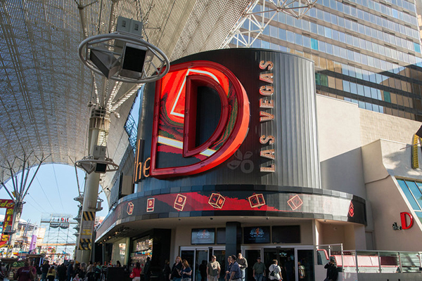 The D Formerly Fitzgerald S Casino Las Vegas Nevada Rooms101 Vacation Deals Orlando