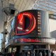The D Las Vegas Entrance