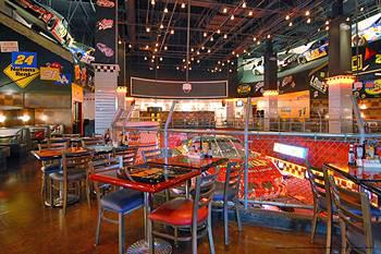 Sls casino buffet