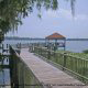 Ocean dock and Gazebo at The Star Island Resort in Orlando Florida makes for a perfect memorial day weekend vacation.