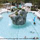 Water park at The Star Island Resort in Orlando Florida is a great place for a winter getaway.