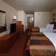 All American Inn and Suites 2 queen room
