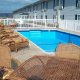 All American Inn and Suites pool