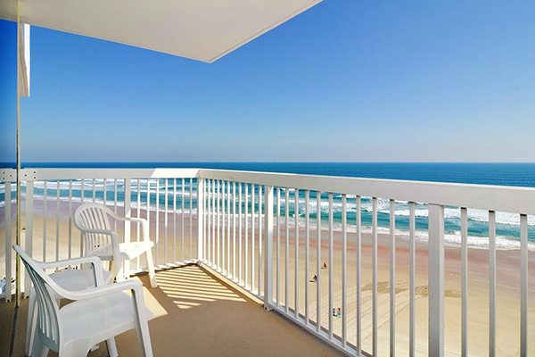 Cocoa Beach Oceanfront Hotels With Balcony Image And Attic