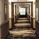 Spacious Hallway View at the Barrington Hotel & Suites in Branson, Missouri.