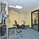 Best Western Center Pointe Inn gym