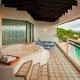 Best Western Plus Hotel balcony Jacuzzi