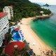 Best Western Plus Hotel beach overview