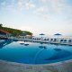 Best Western Plus Hotel outdoor pool overview
