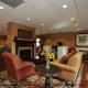 Lobby View At Best Western Plus Savannah Historic District In Savannah, GA.