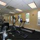 Fitness Room View At Best Western Plus Savannah Historic District In Savannah, GA.