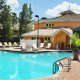 Best Western Premier Saratoga Villas pool area