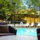 Best Western Premier Saratoga Villas pool