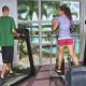 Blue Heron Beach Resort gym